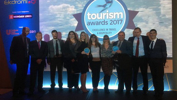 toursim Award SIVA TRAVEL