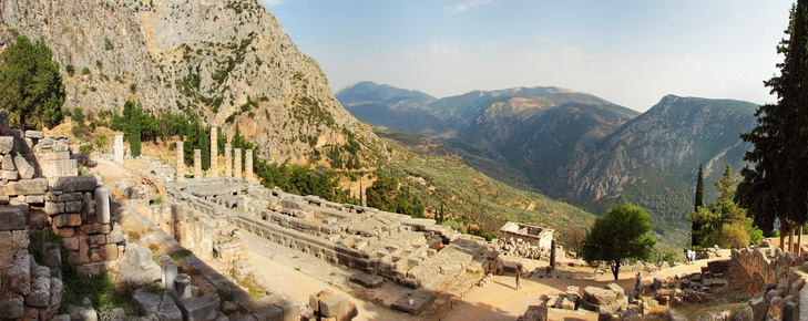 guided and escorted tours to classical greece visit ancient sights