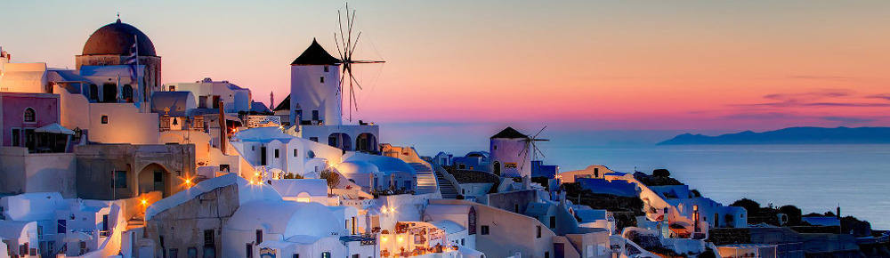 Cruise to the Cycladic islands